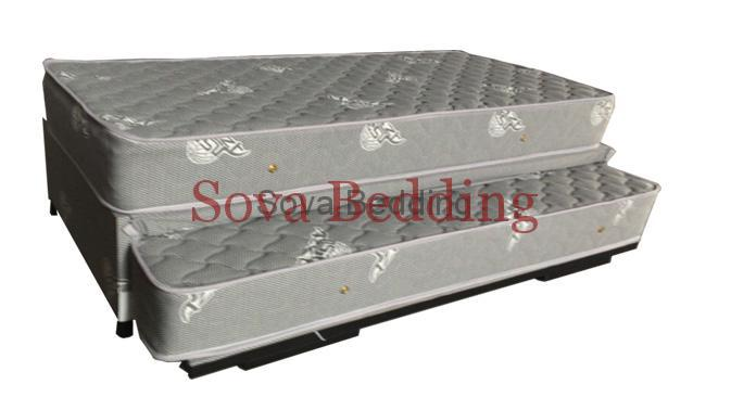 project bed geklapt